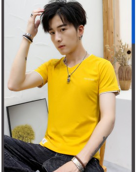 Fashion tops short sleeve T-shirt for men