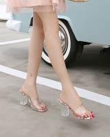 All-match slippers European style sandals for women
