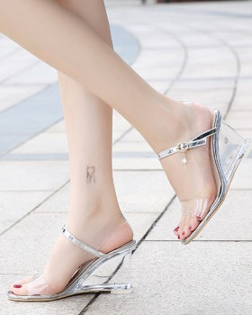 1facbfd6ea9 ... Temperament high-heeled shoes all-match shoes for women