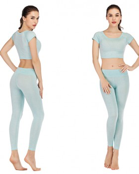 Hip raise fitness pants sports yoga pants for women