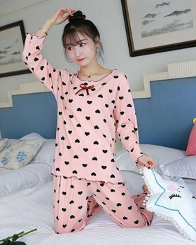 Simulation pajamas homewear shorts a set for women