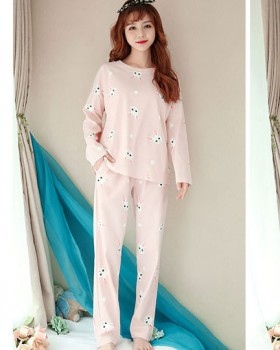 Summer homewear shorts silk short sleeve pajamas a set for women