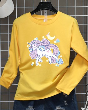 Autumn bottoming shirt couple clothes for women