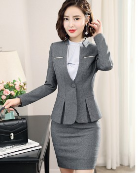 Fashion spring business suit a set for women