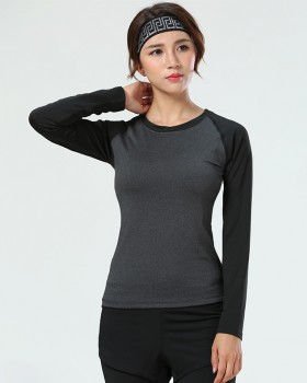 Fitness small shirt T-shirt for women