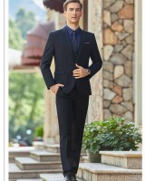 Overalls business suit work clothing 3pcs set for women