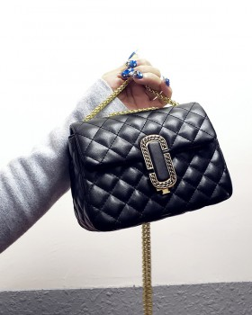 All-match leather bag fashion and elegant bag for women