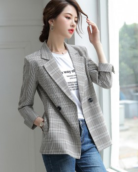 Fashion coat temperament business suit for women