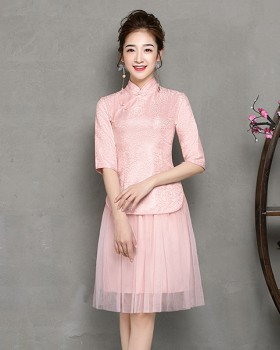 Long bridesmaid dress evening dress for women