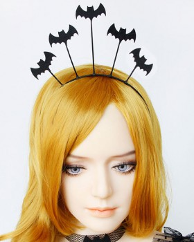 Bat show halloween headwear vampire prom wing hair band