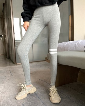 Casual slim leggings tight all-match sweatpants
