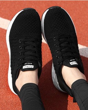 Casual frenum shoes Korean style Sports shoes for women
