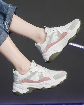 Breathable shoes Sports shoes for women