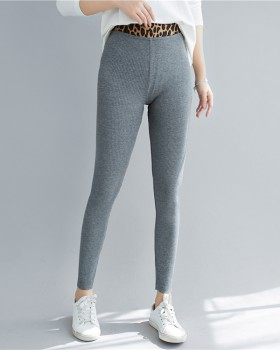 Fat large yard long pants thermal slim leggings