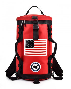 Sports fitness travel bag multifunction backpack