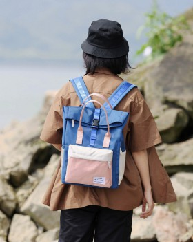 High student campus backpack Korean style backpack for women