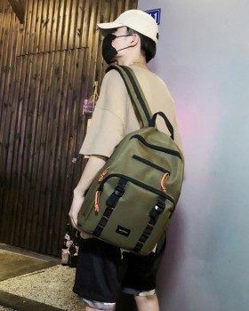 Fashion Korean style schoolbag high student backpack