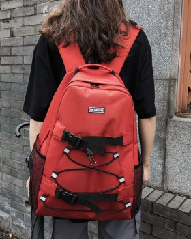 Japanese style Korean style backpack hip-hop backpack