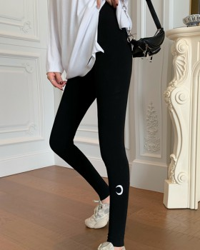 High waist pencil pants leggings for women