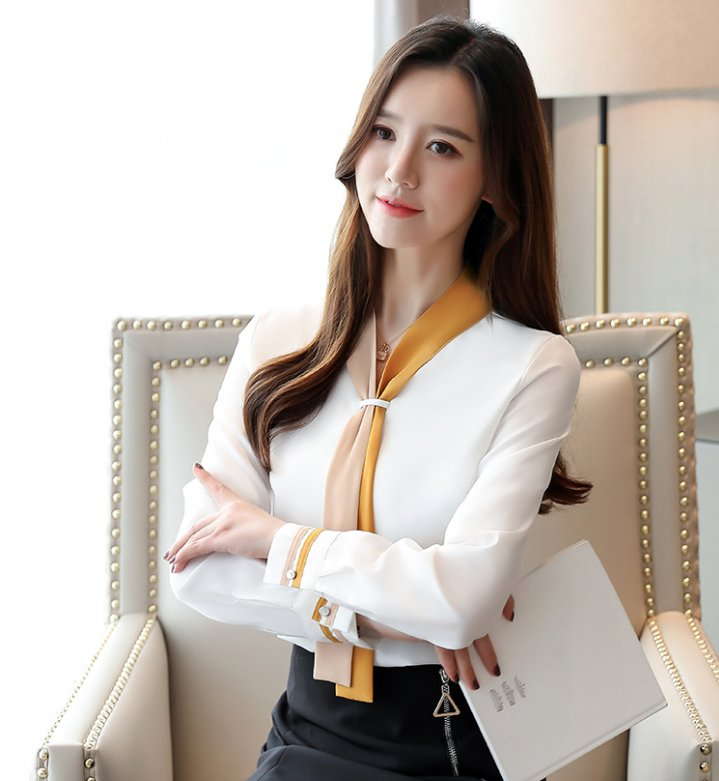 Loose retro Western style shirt for women
