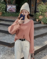 Autumn sweater refreshing bottoming shirt for women