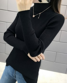Bottoming autumn and winter sweater long sleeve tops