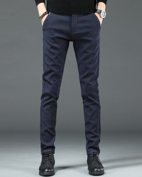 Youth casual pants autumn and winter long pants