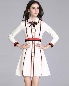 Fashion and elegant European style dress for women