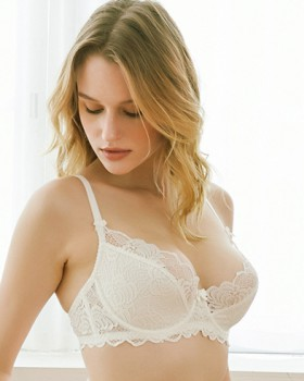 Cozy sexy underwear autumn and winter lace Bra for women