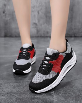 Sports Casual shake shoes thick crust air shoes for women