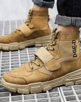 Retro Casual boots autumn and winter martin boots for men