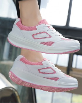 Korean style Casual running shoes all-match shoes