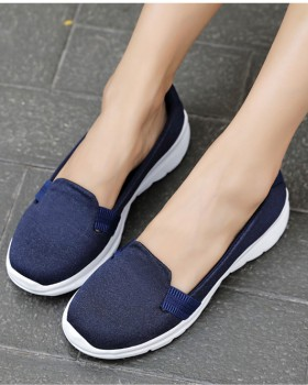 Lounger large yard shoes breathable lazy shoes for women