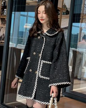 Autumn and winter overcoat fashionable coat for women