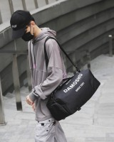 Messenger fashion backpack portable shoulder travel bag