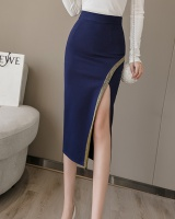 Profession package hip skirt spring liangsi one step skirt