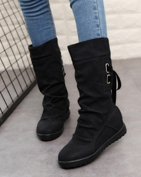 Large yard European style boots for women
