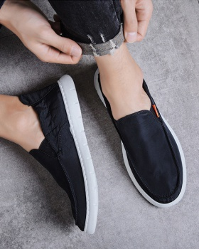 Casual cloth shoes breathable lazy shoes