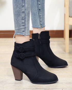 Winter European style boots for women