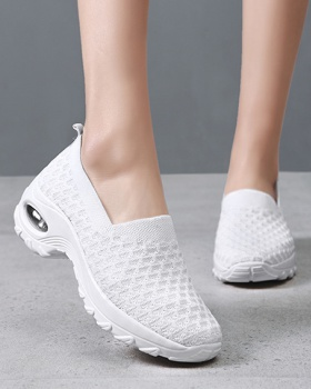Slipsole shake shoes air cushion shoes for women