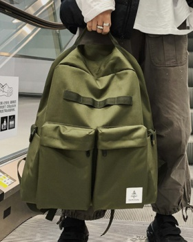 Student simple backpack fashion Casual work clothing