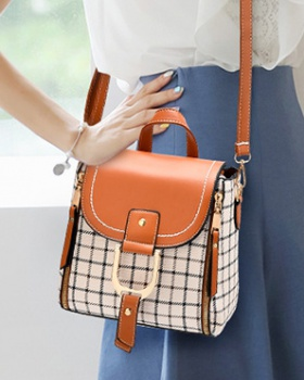 Shoulder Korean style backpack grace messenger bag for women