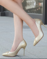 Profession shoes European style high-heeled shoes