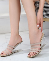 All-match high-heeled shoes sandals for women