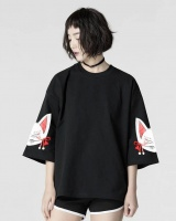 Summer all-match T-shirt Japanese style tops for women