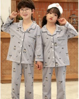 Short sleeve dairy cow homewear pajamas 2pcs set for women