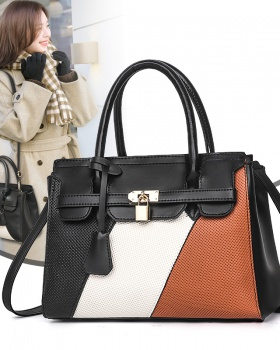 High capacity all-match bag European style handbag for women