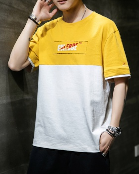 Fashion summer T-shirt Casual tops for men