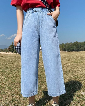 Spring show high nine tenths jeans for women
