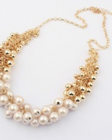 Court style Korean style necklace retro accessories